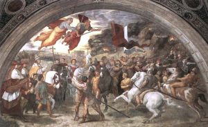 L'incontro tra Papa ed Attila