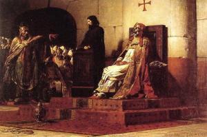 Il processo a papa Formoso